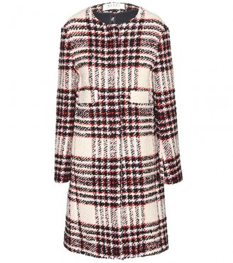 Marni Edition BOUCLÉ WOOL-BLEND COAT