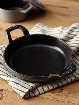 Staub Graphite Grey Round Stackable Dish