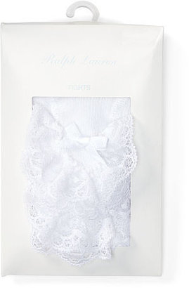 Ralph Lauren Lace Tights