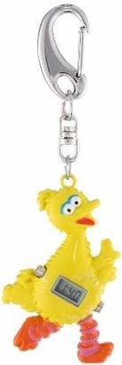 Sesame Street SW2501BB Big Bird Clip Watch Pocket Watch Chains