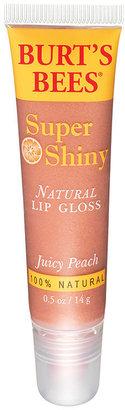Burt's Bees Lip Gloss- Juicy Peach .5 oz.