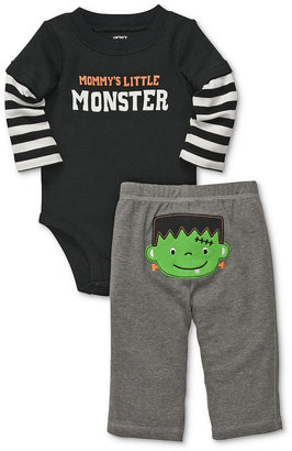 Carter's Baby Set, Baby Boys Turn Me Around 2-Piece Bodysuit and Pants