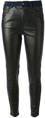 McQ by Alexander McQueen skinny trouser