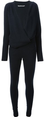 Humanoid wool jumpsuit