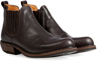 Fiorentini+Baker Fiorentini & Baker Leather Ankle Boots in Brown