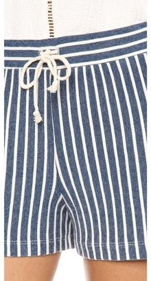 Lanston Striped Shorts
