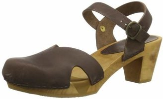 Sanita Women's Matrix Square Flex Sandal Open Sandals
