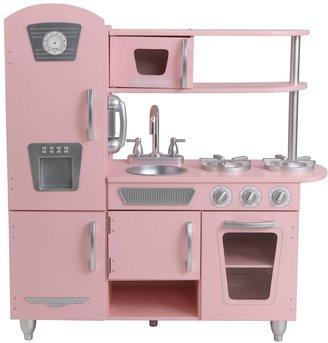 Kid Kraft Pink Vintage Kitchen