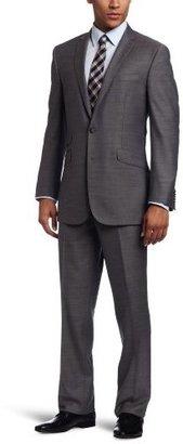 Ben Sherman Men's Side Vent 2 Piece Suit