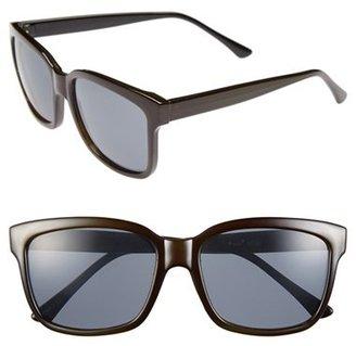 A. J. Morgan A.J. Morgan 'Beechers' 55mm Sunglasses