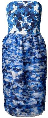 Prabal Gurung strapless dress