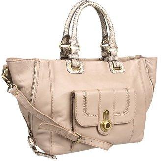 Rafe New York Teresa Medium Satchel (Putty) - Bags and Luggage