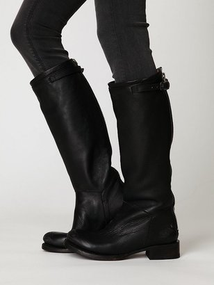 Ash Destroyer Tall Boot