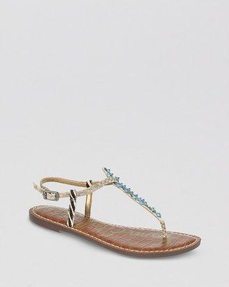 Sam Edelman Studded Thong Sandals - Gaines Gigi