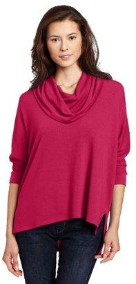 Karen Kane Women's Doleman Cowl Neck Sweater
