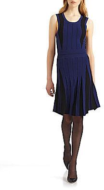 Ohne Titel Pleated Knit Dress