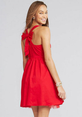 Delia's Sleeveless Bow Back