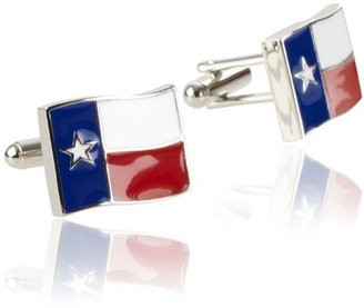 Geoffrey Beene Men's Texas Flag Cuffl...
