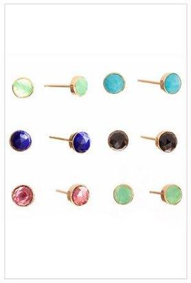 Ariel Gordon Jewelry Mini Rose Cut Studs