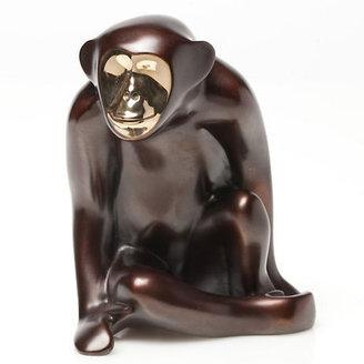 Gump's Loet Vanderveen Chimpanzee Sculpture