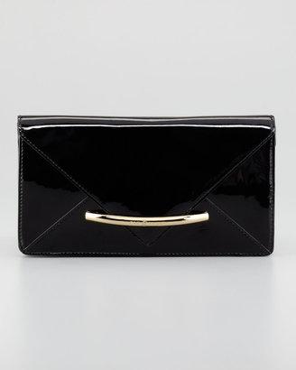 Zac Posen ZAC by Marlene Envelope Clutch Bag, Black