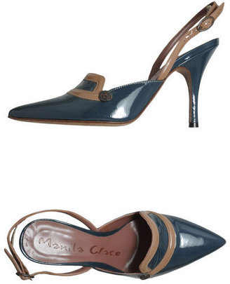 Manila Grace Slingbacks