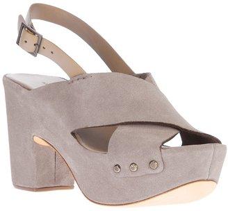 Roberto Del Carlo chunky platform sandal