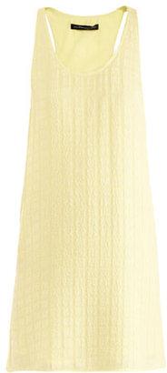 Balenciaga Square jacquard silk dress