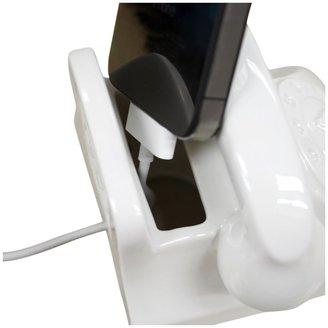 Jonathan Adler Smart Phone Dock - White