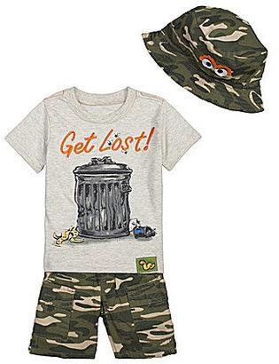 Sesame Street Toddler Get Lost 3-Piece Set