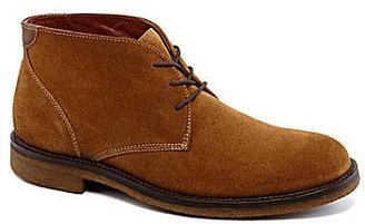 Johnston & Murphy Copeland Suede Chukka Boots