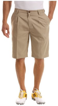 adidas CLIMALITE Pleated Tech Short '13 (Khaki) - Apparel
