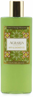 Agraria Lime & Orange Blossom Bath & Shower Gel