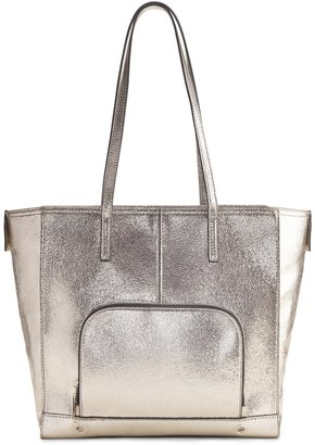 Milly Rivington Metallic Tote