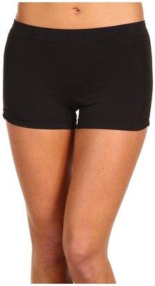 adidas by Stella McCartney Seamless Performance Hot Pant (Black) - Apparel