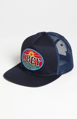 Obey 'Rising Sun' Trucker Hat