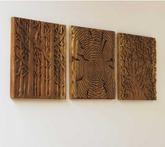 Viva Terra Tree Cycle Wall Art