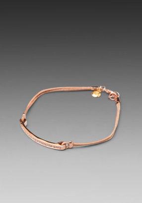 Gorjana CZ Bar Bracelet