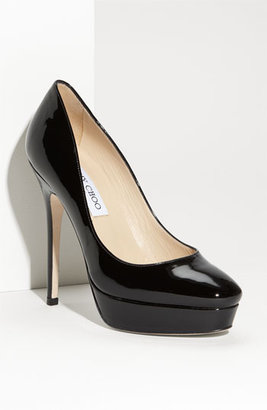 Jimmy Choo 'Cosmic' Platform Pump