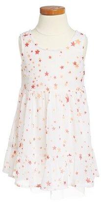 Roxy 'Fairytale' Sleeveless Dress (Little Girls)