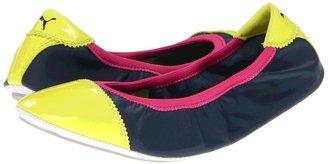 Puma Kitara Toe Cap (Dark Denim) - Footwear