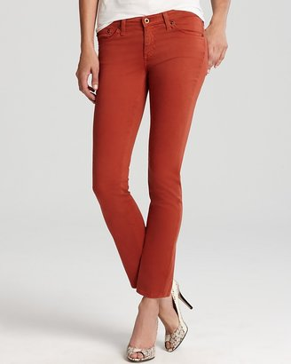 AG Adriano Goldschmied Jeans - The Stilt Skinny in Red Rock