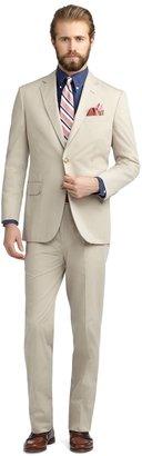 Brooks Brothers Madison Fit Poplin Suit
