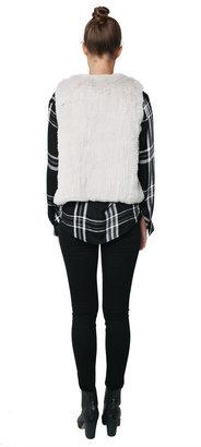 H Brand - Celine Vest Chalk 3873793732