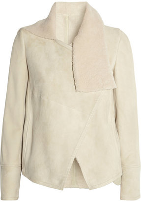 Isabel Marant Clayne shearling jacket