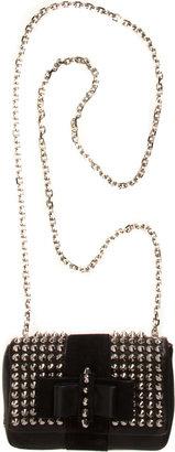 Christian Louboutin Mini Sweet Charity Spike Bag
