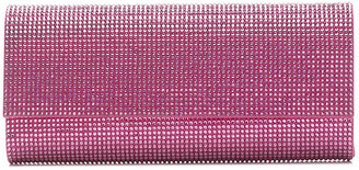 Judith Leiber Couture Ritz Fizz Crystal Clutch Bag, Silver Rose