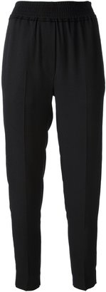 3.1 Phillip Lim tapered high waisted trousers