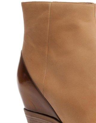 Maison Martin Margiela Hidden-wedge ankle boots