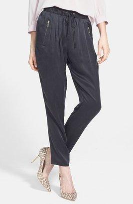 Paige 'Shani' Silk Track Pants